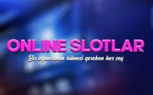 Online slotlar